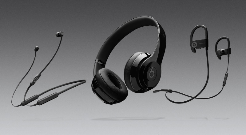 Apple Unveils New Wireless Beats Headphones