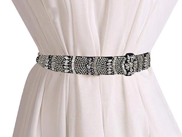 Belt For Saree ShalinIndia Handmade Belt For Women 1557208576323