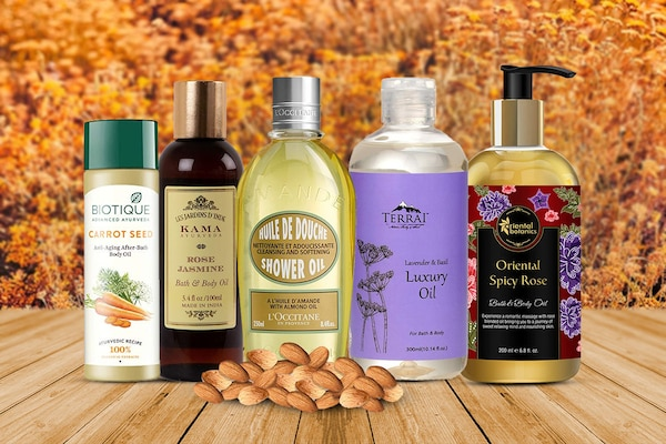 After-Bath Shower Oils: For A Dose Of Intense Moisture