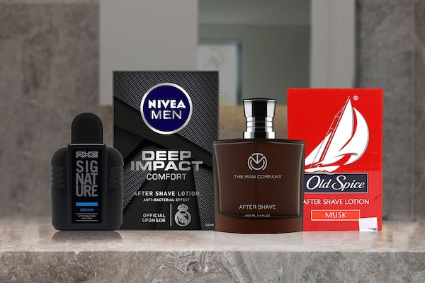 Aftershave Lotions: Soothe And Regenerate Your Skin