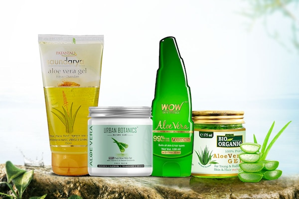 Best Aloe Vera Gels: Natural Care For Skin And Hair