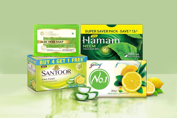 Aloe Vera Soaps: Pamper Your Skin With Extra Nourishment