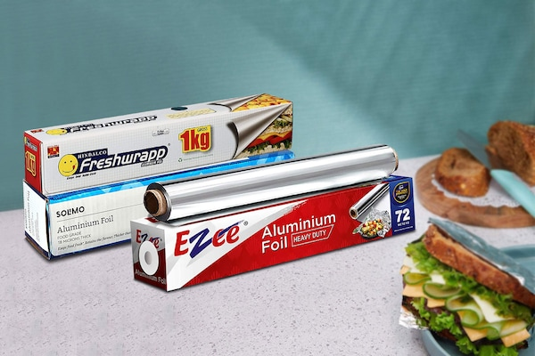 Best Aluminum Foils To Keep Food Warm And Fresh