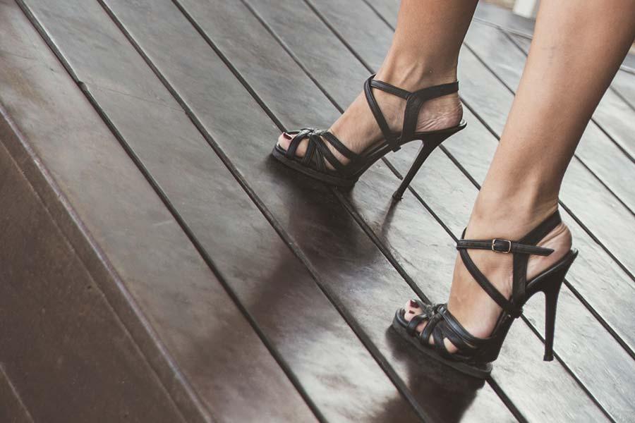 Best Ankle Strap Sandals : Strap it up!