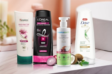 Best Anti-Hair Fall Conditioners