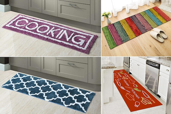 Anti-Slip Kitchen Runners To Up Your Kitchen Decor Instantly