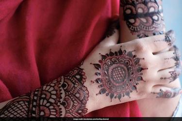 Best Arabic Mehndi Designs For Beautiful Handful Of Henna