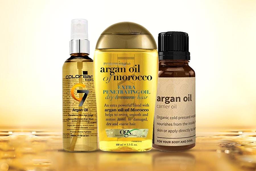 15 Best Argan Oils for Hair Growth