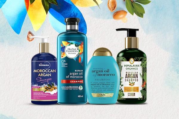 Argan Oil Shampoos To Improve Hair Health