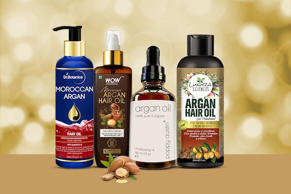 Argan Oils for Hair Growth: Benefit From The Goodness Of This Liquid Gold