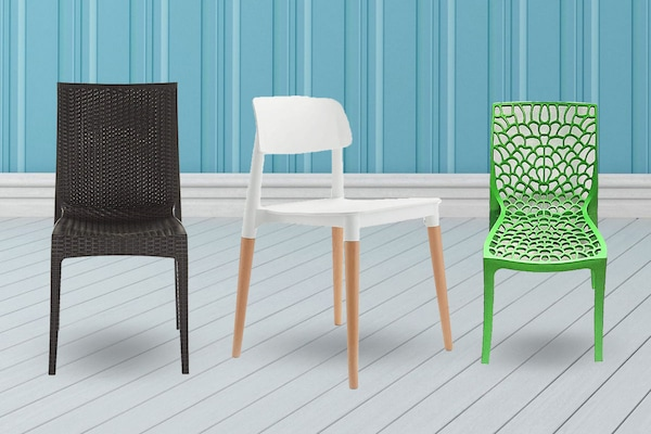 Armless Chairs For Home And Office