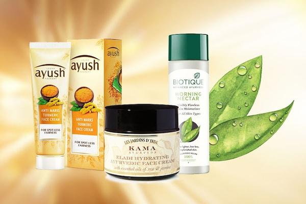 Best Ayurvedic Face Creams In India