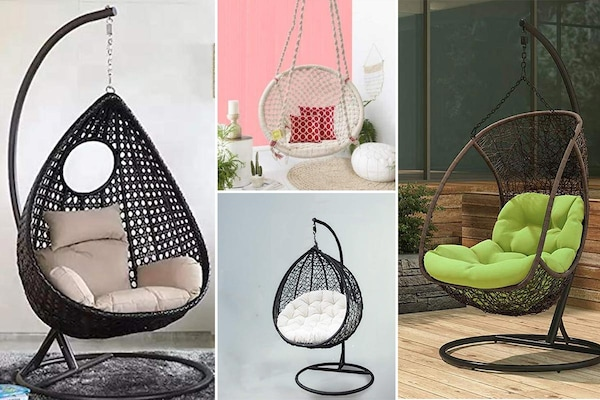 Balcony Swings: For A Relaxing Time At Home
