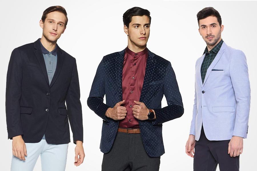 Best Blazers for Men for a Cool Look in Summers