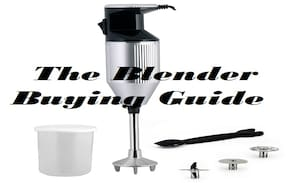 Hand Blenders : Buying Guide and the Fantastic 5 for your Smart Kitchen