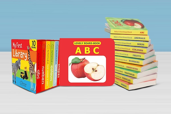 Board Books For Infants: It's Never Early To Start Reading To Your Child