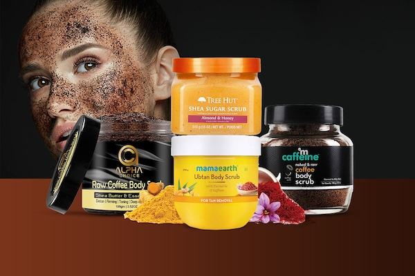 Best Body Exfoliators: Scrub Away Dull Skin And Welcome A Radiant Glow