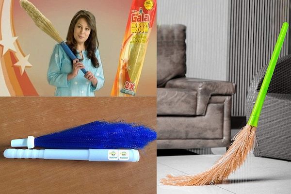 No Dust Brooms For Spotless Clean Floors