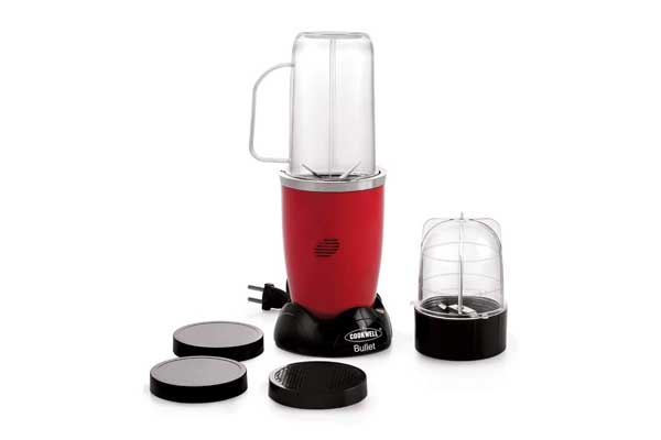 COOKWELL 450 Watt ALL - IN - ONE Bullet Mixer Grinder