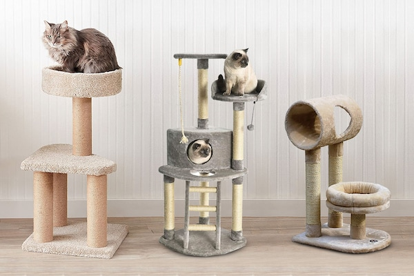 Cat Trees: Unique Cat Furniture With A Modern Twist