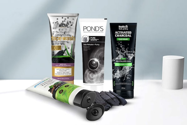 Best Charcoal Face Washes To Detox The Skin