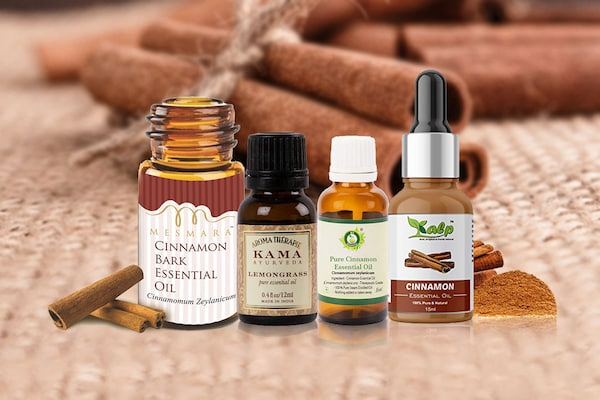 Cinnamon Pure Essential Oil: Include In Your Skincare Regime For Crystal-Clear Skin