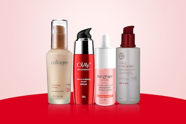 Collagen Restorative Serum: Strengthen Skin Cells For Tight And Radiant-Looking Skin