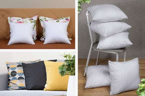 Best Cushion Fillers: For Longer Lasting, Plumpy And Fluffy Cushions