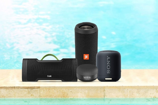 Deep Bass Portable Speakers For Heavy Surrounding Sound Music