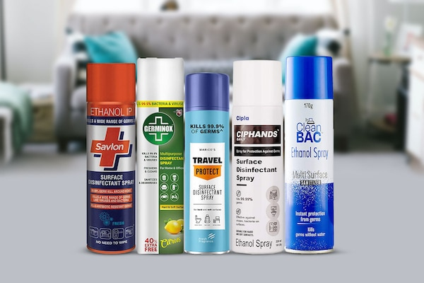 Surface Disinfectant Sprays: Now Deep Clean Various Objects With Ease