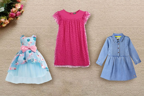 Best Dresses for Girls: The Cutest Clothes for 2-4 Year Olds