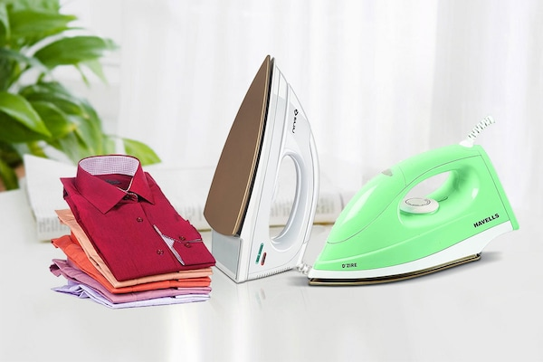 Best Dry Irons: Get Wrinkle Free Clothes In No Time