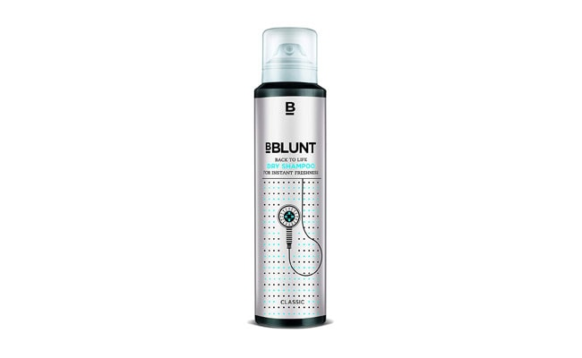 Best Dry Shampoo BBLUNT Back To Life Dry Shampoo for Instant Freshness 1562150793822
