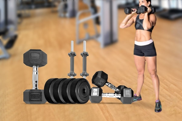 Must Have Dumbbells For A Great Workout Session