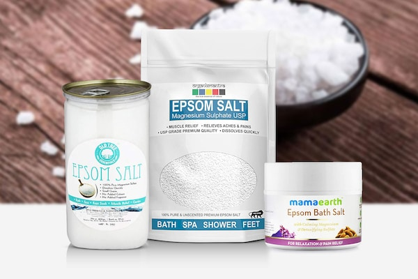 Bath Salts or Epsom Salts: For A Relaxing Bath or A Nature Inspired Cosmetic Routine