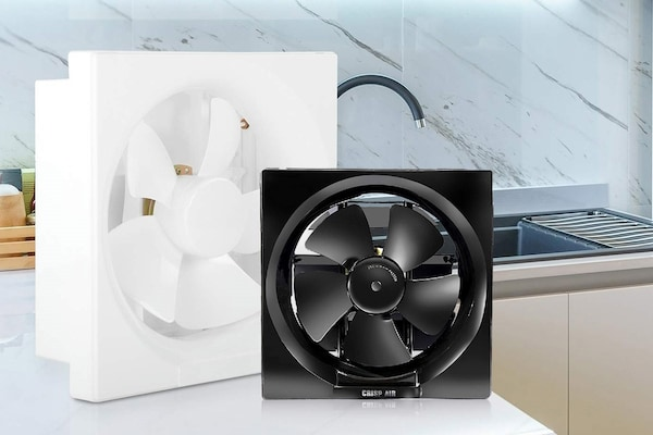 Best Exhaust Fans To Pull Out All That Odour