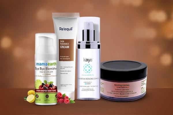 Anti-Pigmentation Creams to Treat Stubborn Dark Spots