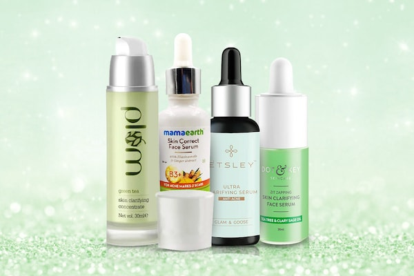 Skin Clarifying Face Serums For Crystal Clear Skin