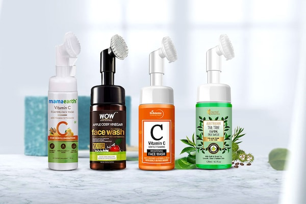 Best Face Washes With Cleansing Brushes