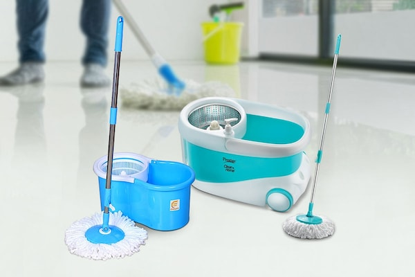 Best Floor Cleaning Mops: Squeeze Out All The Dirt With Ease