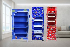 Store Toys In These Foldable Wardrobes For Kids