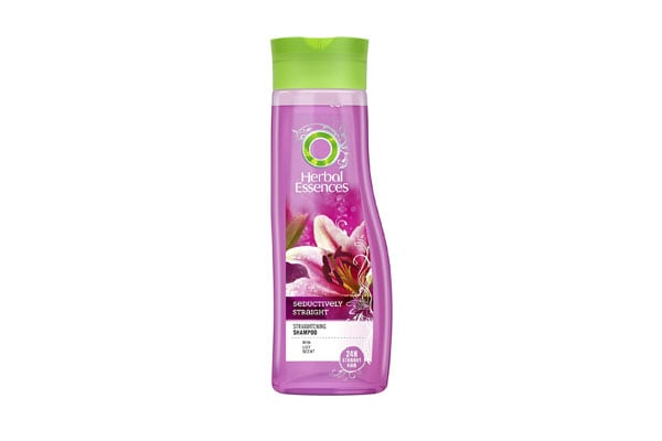 Herbal Essences Seductively Straight Straightening Shampoo