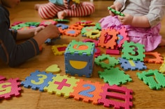 Best Energy Busting Games For Kids Between 2 and 4 Years