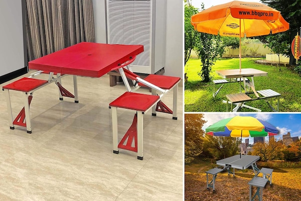 Foldable Camping And Picnic Tables For Your Next Family Outing