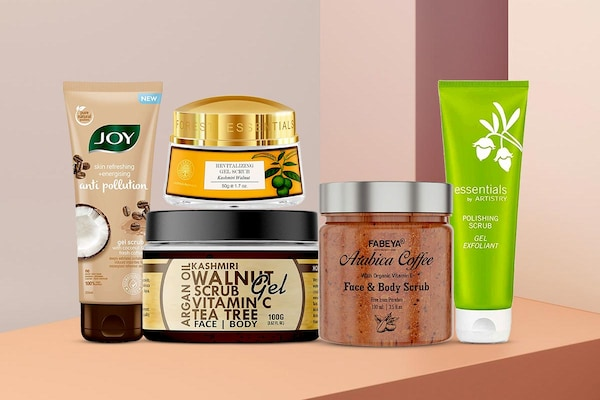Gel Scrubs For Face That Are Mild And Super-Effective
