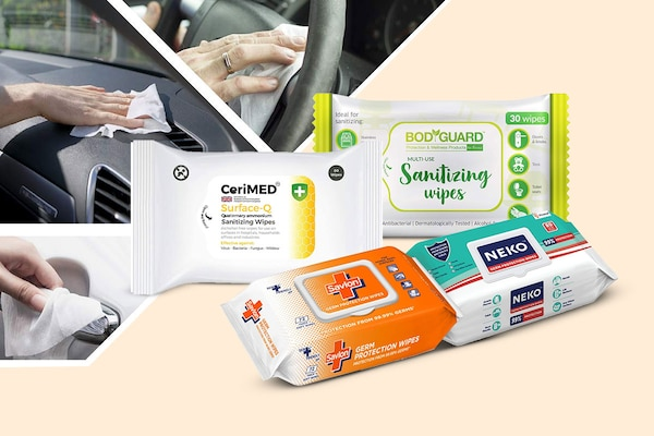 Stay Clean And Hygienic With The Best Germ Protection Wet Wipes For Skin