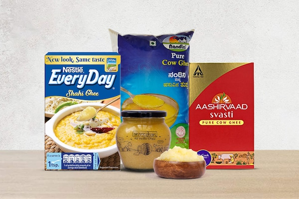 Best Ghee For Daily Use: Grainy, Flavourful, Nutritious