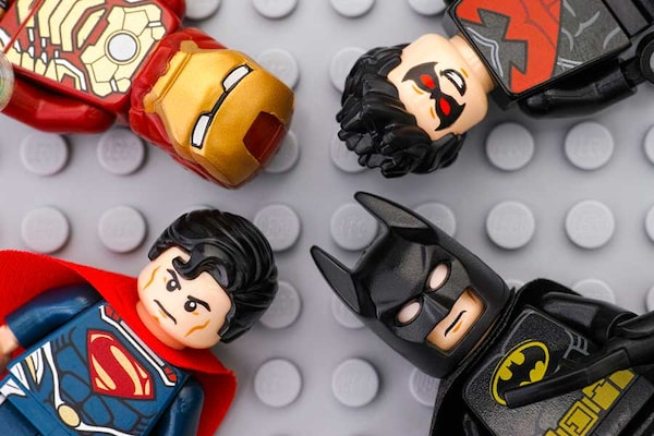 Best Gifts for Marvel Fans