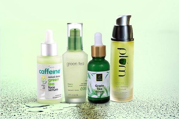 Green Tea Serums: Get Ready For An Invigorating Skin Detox