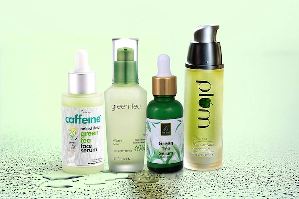 Green Tea Serums: Get Ready For An Invigorating Skin Detox